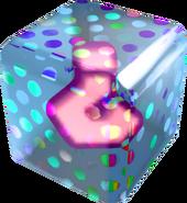 Borderless Phantom Item Box - Mario Kart Wii