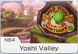 MK8- N64 Yoshi Valley