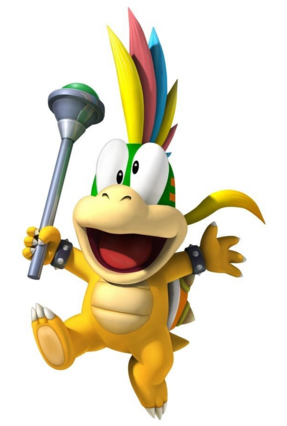lemmy koopa wiki mario kart super fandom powered by wikia