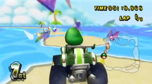 Baby Luigi (GBA Shy Guy Beach) (2)