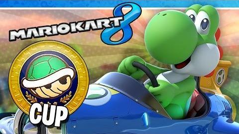 Shell Cup 150cc Mario Kart 8