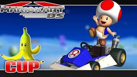 Mario Kart DS - Banana Cup (150cc)