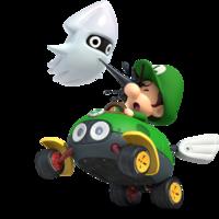 200px Baby Luigi Artwork