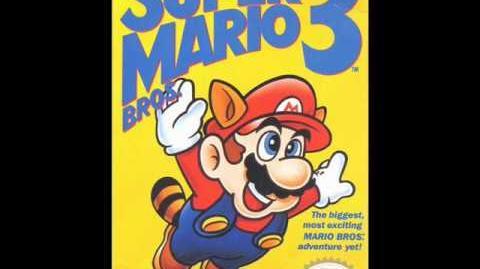 24- Toad's House (Super Mario Bros. 3 - SNES Version)