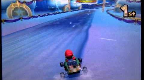 Let's Play Mario Kart 7 - Part 4 50cc Special Cup