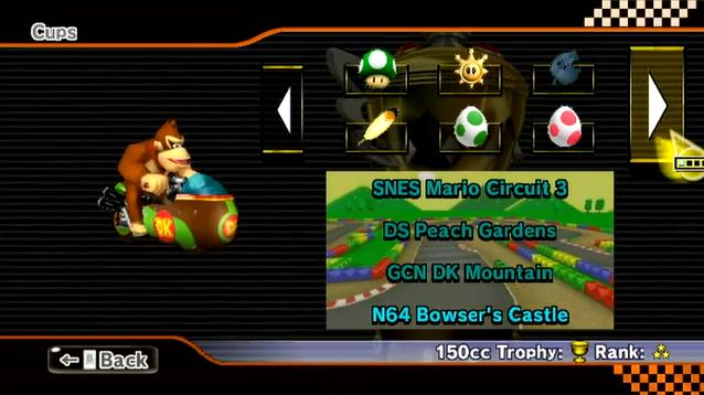 Cup Mario Kart Wii Wiki Fandom