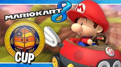 Leaf Cup 150cc Mario Kart 8
