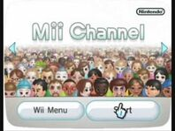 Mii Channel