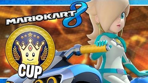 Special Cup 150cc Mario Kart 8