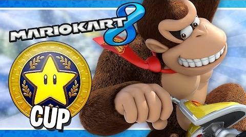 Star Cup 150cc Mario Kart 8