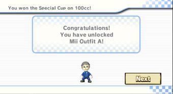 Mii Outfit A Mario Kart Wii Wiki Fandom