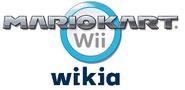 Mario Kart Wii Wiki Logo
