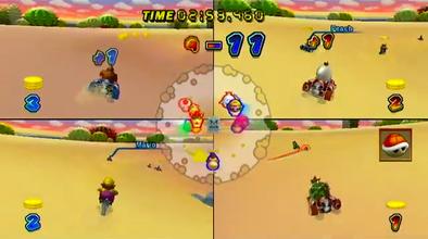 Coin Runners (Mario Kart Wii)