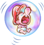 150px-Baby Mario Artwork - Yoshi's New Island