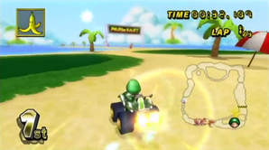 Baby Luigi (GBA Shy Guy Beach) (3)