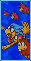 SMW2YI-Kamek Artwork