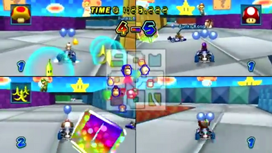 Balloon Battle (Mario Kart Wii)