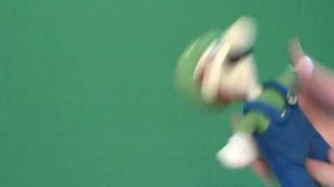 SML Short Luigi's Secret