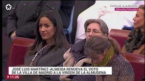 Voto de la Villa del alcalde de Madrid, José Luis Martínez-Almeida (9-11-2019)