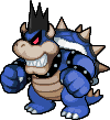 Dark Bowser Belly