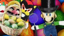 Easter hijinks