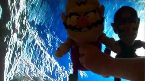 Wario and Waluigi's Super Adventures Ep. 2-7 Inside the Negative World