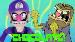 Waluigi Wants Chocolate