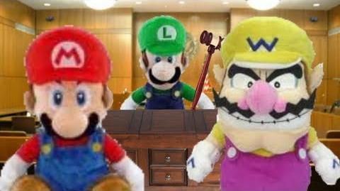 Mario Goes to Court
