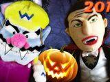 MLPB Halloween Special 2014: Wario the Vampire
