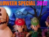 MLPB Halloween Special 2012: The Haunting of the Wario Bros!