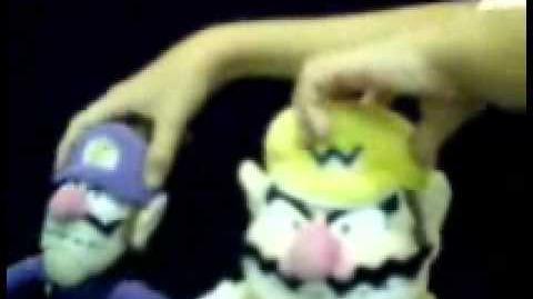 Wario and Waluigi's Super Adventures Ep. 3 Sonic's Shadow