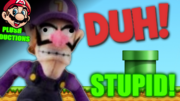 Waluigi is Plain Stupid