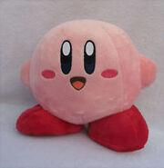 Kirby plush