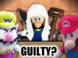 Mario Goes to Court