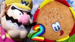 Wario's Hamburger Chase 2