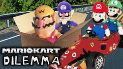 The Mario Kart Dilemma