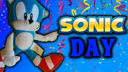 Sonic Day new thumbnail