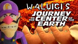 Waluigi's Journey to the Center of the Earth new thumbnail