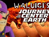 Waluigi's Journey to the Center of the Earth
