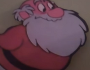 Santa Sonic the Snowman