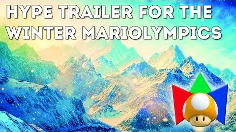 2015 Winter Mariolympics HYPE Trailer