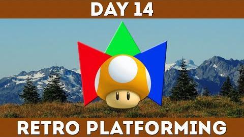 Day 14 - Retro Platforming