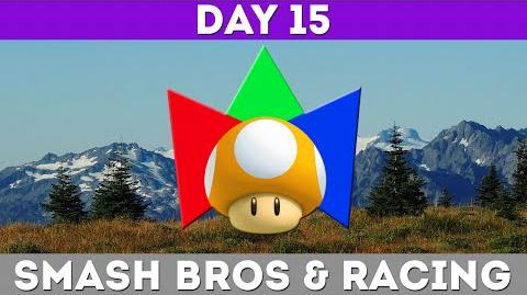 Day 15 - Smash Bros