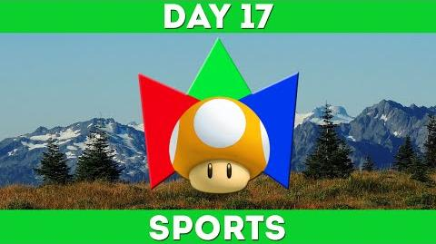 Day 17 - Sports