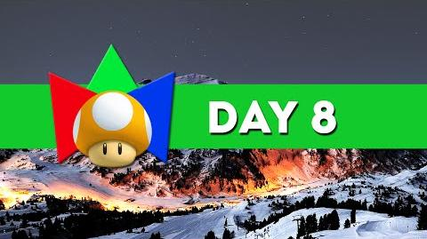 Day 8 EVENT - 2015 Winter Mariolympics