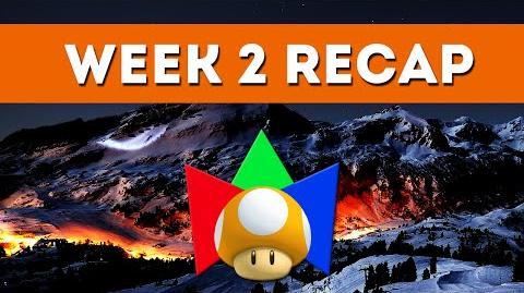 Week 2 RECAP - 2015 Winter Mariolympics
