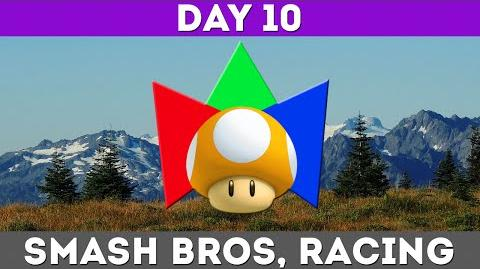 Day 10 - Smash Bros
