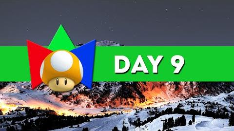Day 9 EVENT - 2015 Winter Mariolympics