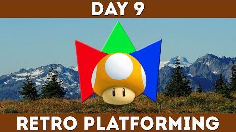 Day 9 - Retro Platforming