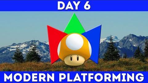 Day 6 - Modern Platforming